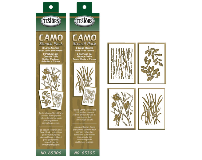Camo Package Design