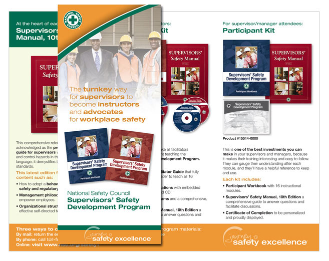 Safety Brochure Design