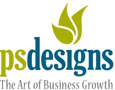 PS Designs logo